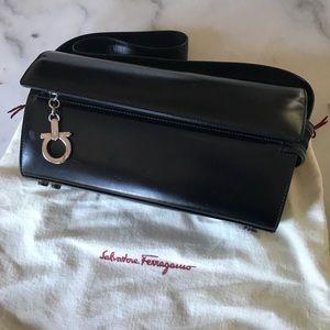Salvatore Ferragamo Black should bag